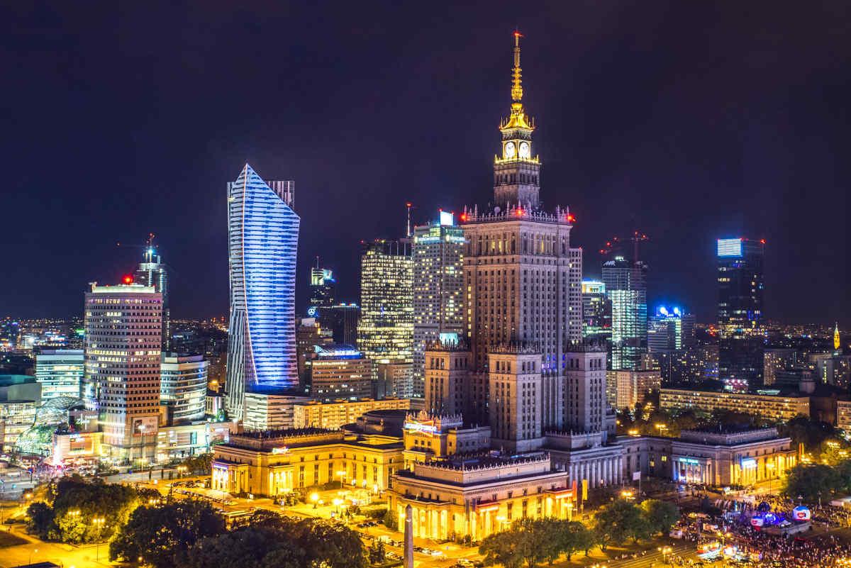 Dzielnice Warszawy i ich główne zalety