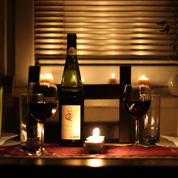 Co zaserwować podczas romantycznej kolacji